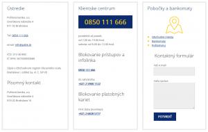 postova banka info